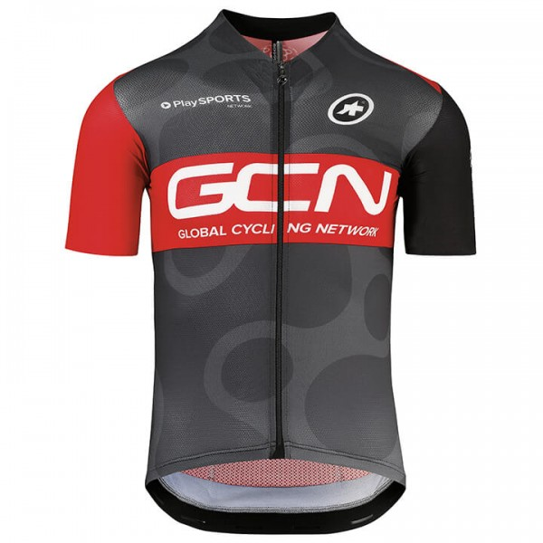 Maillot mangas cortas GLOBAL CYCLING NETWORK Team 2019