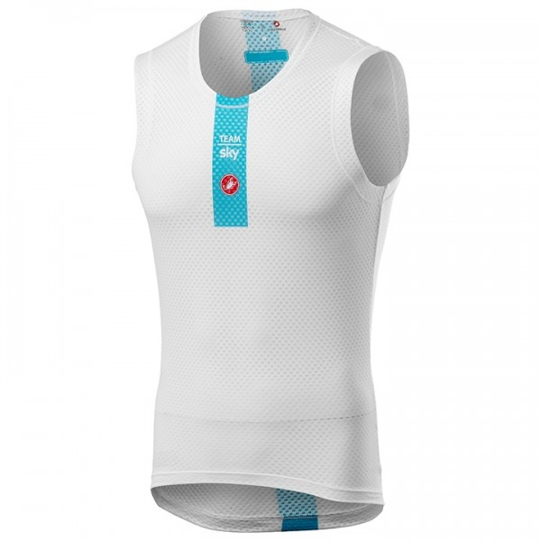 Camiseta interior Team Sky Pro Mesh 2019