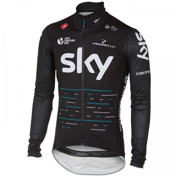 Impermeable TEAM SKY 2017 Pro Fit