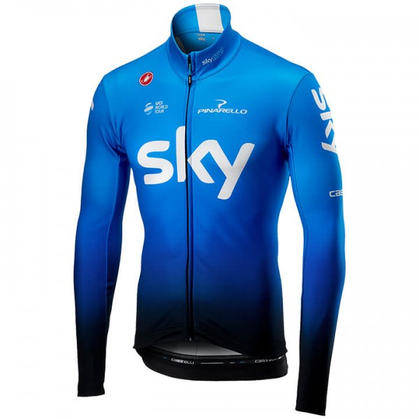 Maillot mangas largas Training Team Sky Training 2019