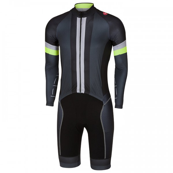 Race-Body CASTELLI CX Sanremo negro