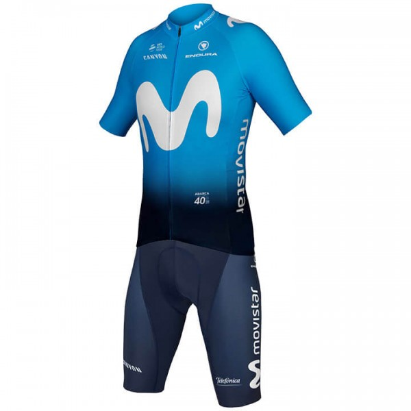 Set (2 piezas) MOVISTAR TEAM 2019