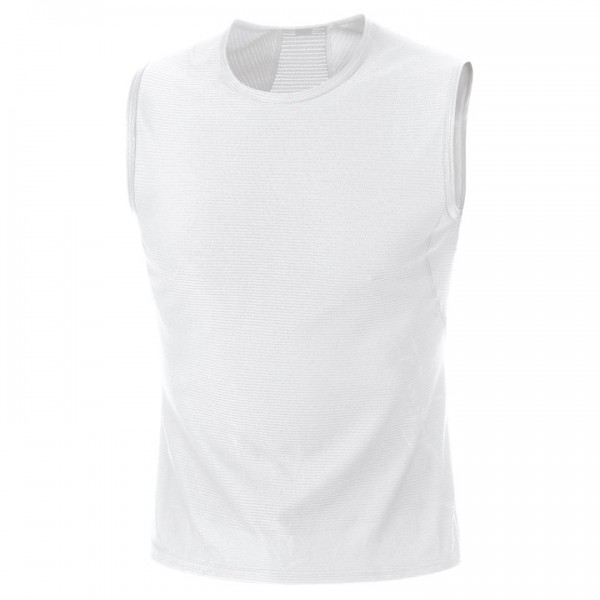 Camiseta interior con tirantes GORE BIKE WEAR blanco