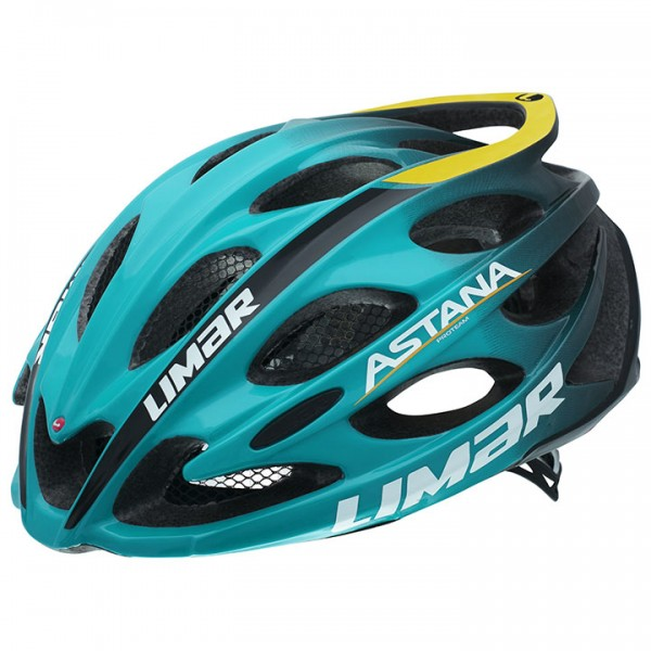 Casque route LIMAR Ultralight+ Astana Pro Team 2018