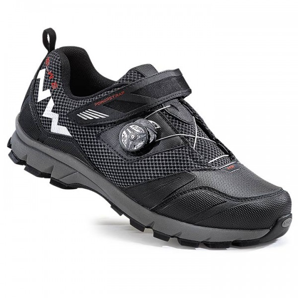 Zapatillas BTT NORTHWAVE Mission Plus 2017 negras