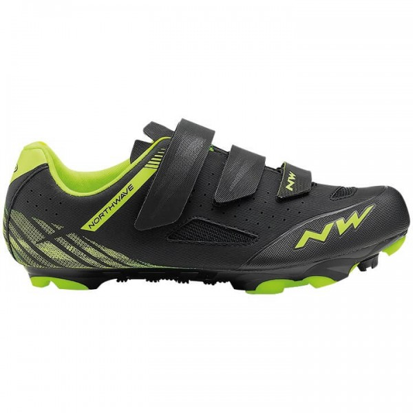 Zapatillas BTT NORTHWAVE Origin 2019 negro