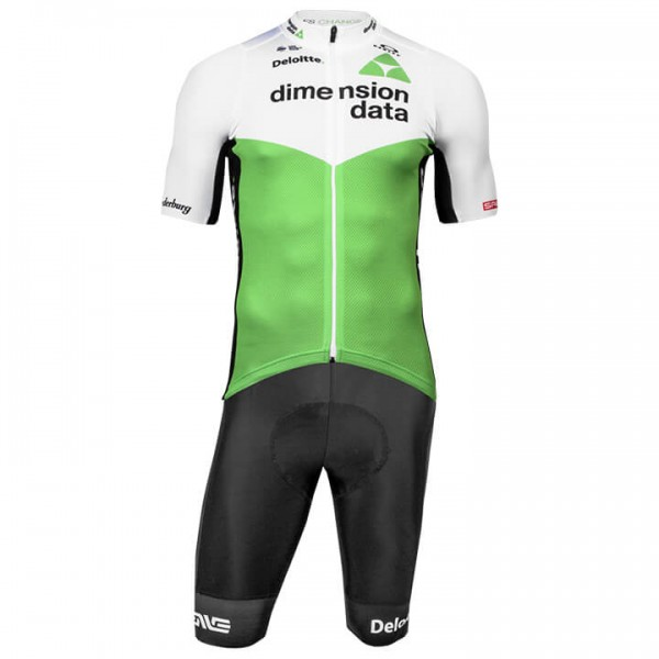 Set (2 piezas) Team TEAM DIMENSION DATA Race 2018