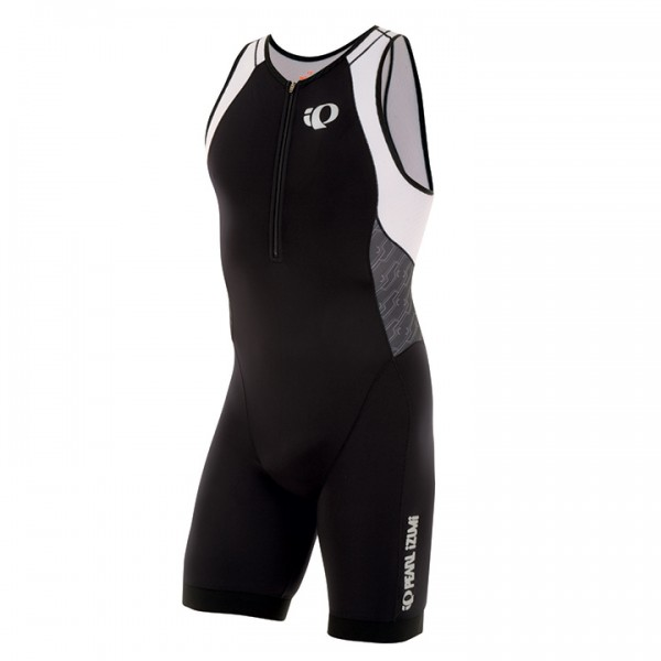 Traje triatlón PEARL IZUMI Elite In-R-Cool negro-blanco