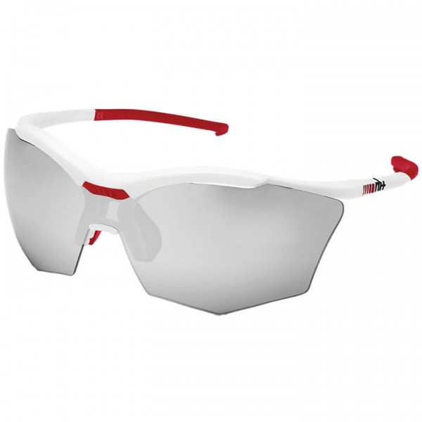 Gafas rh+ Ultra Stylus 2019 photochromic blanco - rojo
