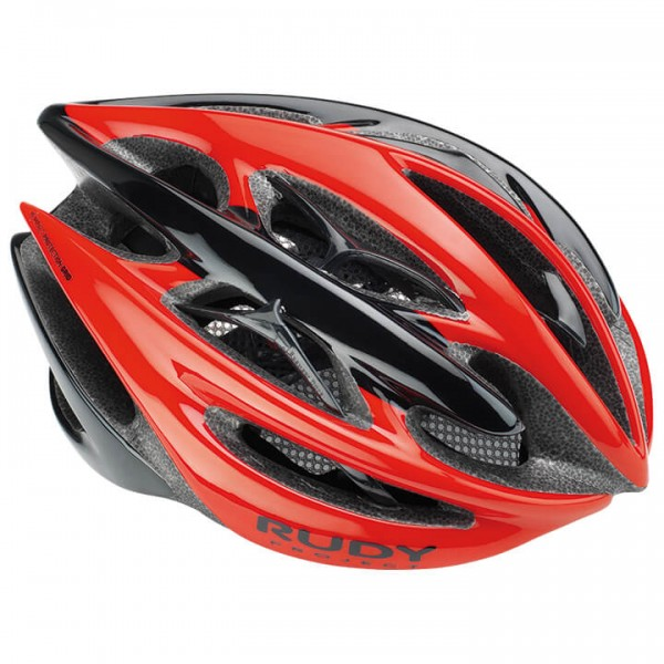 Casco RUDY PROJECT Sterling + 2019 negro - rojo