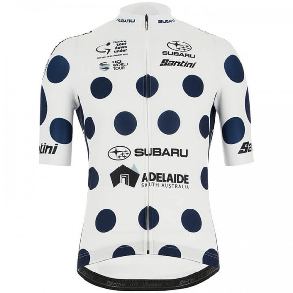 Maillot de mejor escalador Tour Down Under 2019