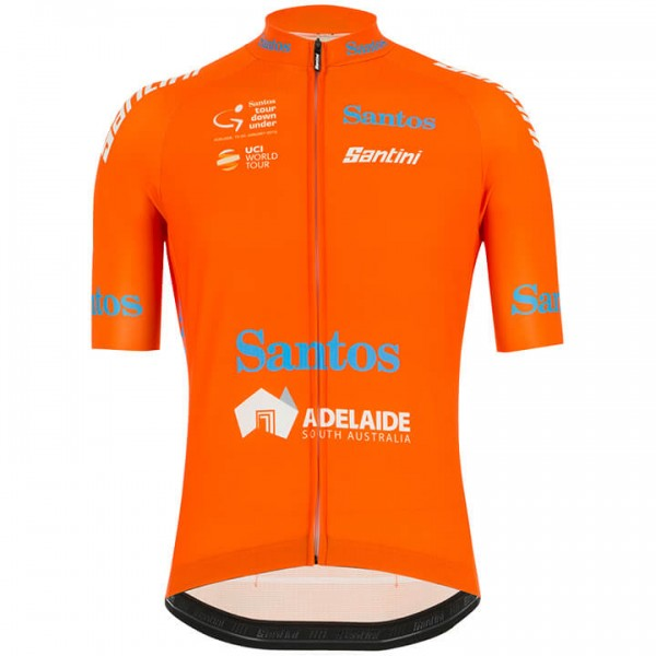 Maillot Tour Down Under Ochre 2019