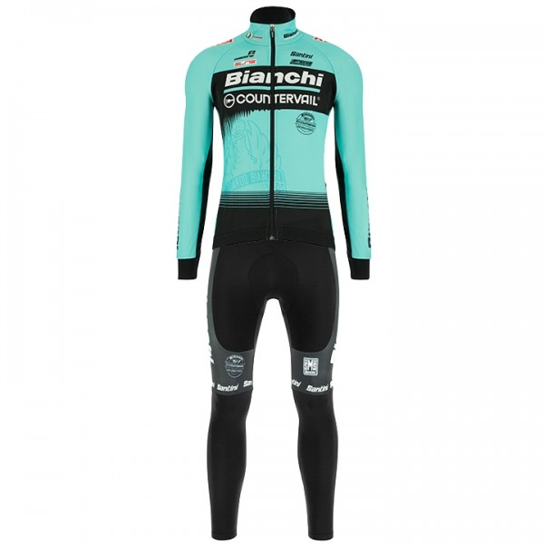 Set (2 piezas) BIANCHI COUNTERVAIL 2018
