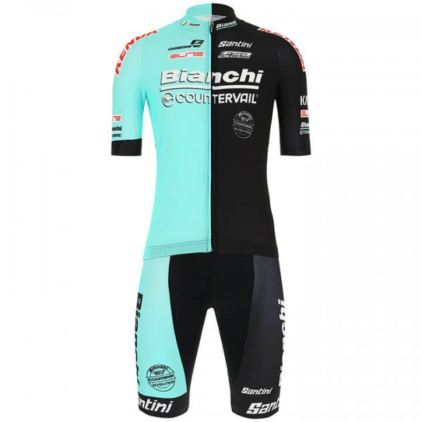 Set (2 piezas) BIANCHI COUNTERVAIL 2019