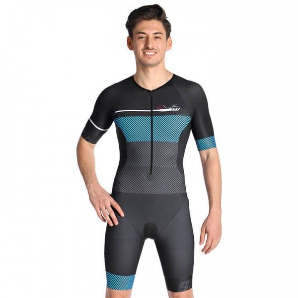 Traje triatlón SANTINI Sleek 777