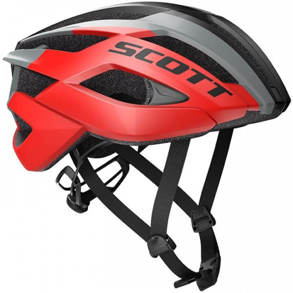 Casco SCOTT Arx 2019 gris - rojo