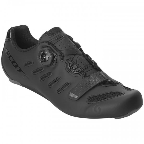 Zapatillas carretera SCOTT Road Team Boa 2019 negro