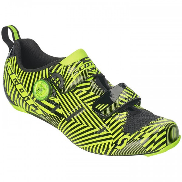 Zapatillas triatlón SCOTT Tri Carbon 2019