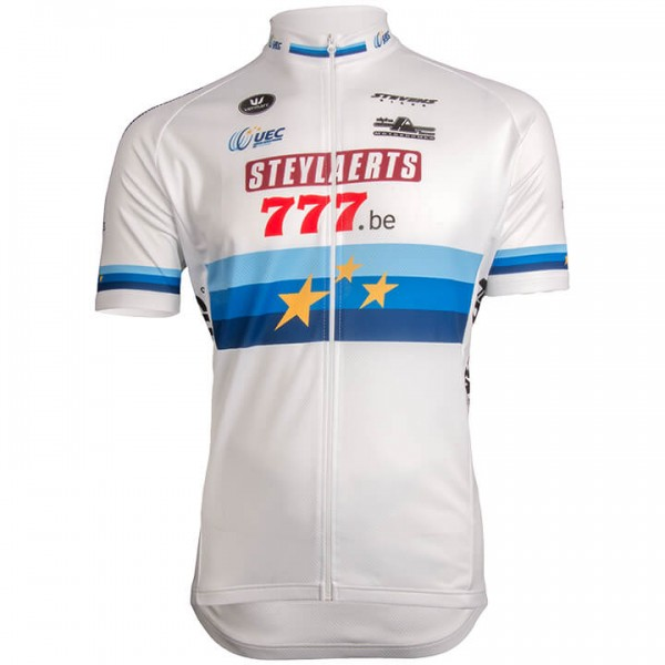 STEYLAERTS-777 Short Sleeve Jersey European Champion 2019