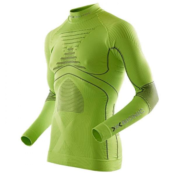 Camiseta interior mangas largas X-BIONIC Energy Accumulator Evo Turtleneck