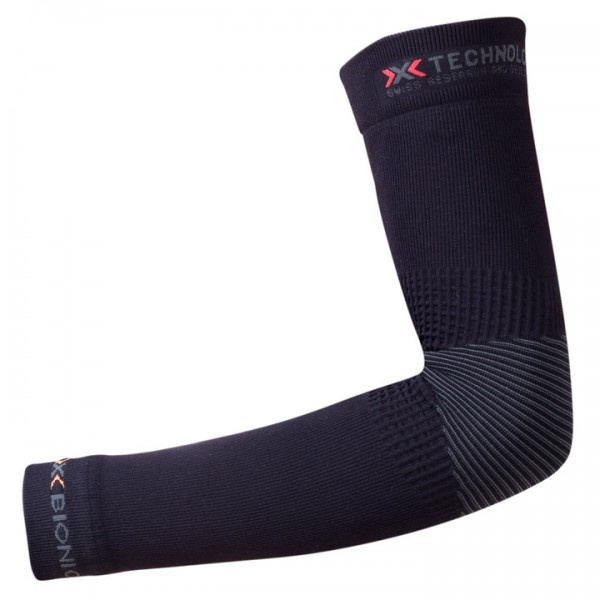 Manguitos X-BIONIC XQ-1 Energy Accumulator negro/antracita